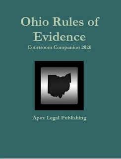Cover image of Ohio Rules of Evidence